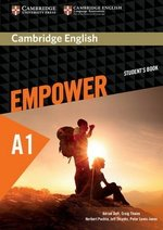 Cambridge English Empower Starter A1 Student's Book ISBN: 9781107465947