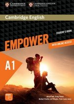 Cambridge English Empower Starter A1 Student's Book with Online Assessment & Practice, & Online Workbook ISBN: 9781107465961