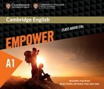 Cambridge English Empower Starter A1 Class Audio CDs (4) ISBN: 9781107465978