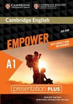 Cambridge English Empower Starter A1 Presentation Plus DVD-ROM ISBN: 9781107466081