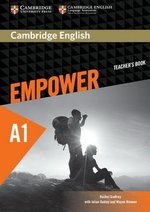 Cambridge English Empower Starter A1 Teacher's Book ISBN: 9781107466098