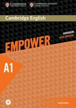 Cambridge English Empower Starter A1 Workbook with Answers & Audio Download ISBN: 9781107466142