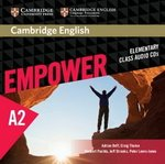 Cambridge English Empower Elementary A2 Class Audio CDs (3) ISBN: 9781107466319