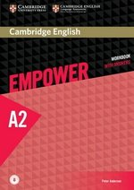 Cambridge English Empower Elementary A2 Workbook with Answers & Audio Download ISBN: 9781107466487