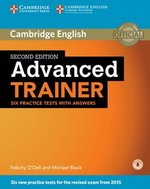 Advanced Trainer (CAE) (2nd Edition) Six Practice Tests with Answers and Audio Download ISBN: 9781107470279