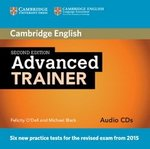 Advanced Trainer (CAE) (2nd Edition) Six Practice Tests Audio CDs (3) ISBN: 9781107470309