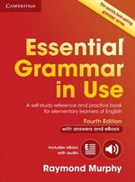 Essential Grammar in Use (4th Edition) Book with Answers & Interactive eBook ISBN: 9781107480537
