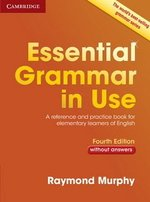 Essential Grammar in Use (4th Edition) Book without Answers ISBN: 9781107480568