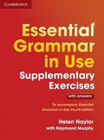 Essential Grammar in Use Supplementary Exercises (3rd Edition) with Answers ISBN: 9781107480612