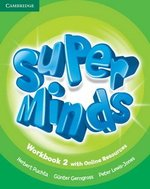 Super Minds 2 Workbook with Online Resources ISBN: 9781107482975