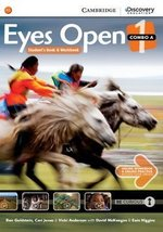 Eyes Open 1A Combo with Online Workbook & Online Resources ISBN: 9781107486010