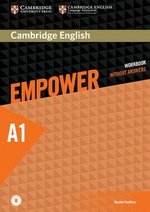 Cambridge English Empower Starter A1 Workbook without Answers with Audio Download ISBN: 9781107488717