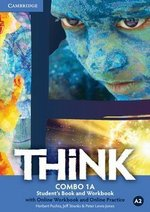 Think 1 Combo A with Online Workbook & Online Practice ISBN: 9781107508842