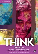 Think 2 Combo A with Online Workbook & Online Practice ISBN: 9781107509184