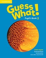 Guess What! 2 Pupil's Book ISBN: 9781107527904