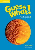Guess What! 2 Flashcards (Pack of 91) ISBN: 9781107527966