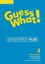 Guess What! 2 Presentation Plus ISBN: 9781107527980