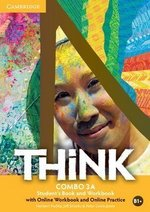 Think 3 Combo A with Online Workbook & Online Practice ISBN: 9781107563490
