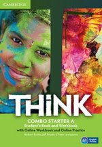 Think Starter Combo A with Online Workbook & Online Practice ISBN: 9781107588158