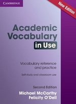 Academic Vocabulary in Use (2nd Edition) with Answers ISBN: 9781107591660