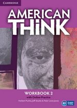 American Think 2 Workbook with Online Practice ISBN: 9781107598515