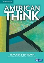 American Think 4 Teacher's Edition ISBN: 9781107599352