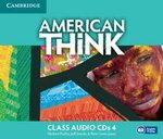 American Think 4 Class Audio CDs (3) ISBN: 9781107599376