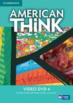 American Think 4 Video DVD ISBN: 9781107599413