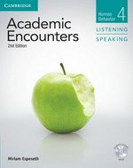 Academic Encounters (2nd Edition) 4: Human Behavior Listening and Speaking Student's Book with DVD ISBN: 9781107602984
