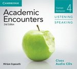 Academic Encounters (2nd Edition) 4: Human Behavior Listening and Speaking Class Audio CDs (3) ISBN: 9781107603028