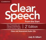 Clear Speech from the Start (2nd Edition) Class and Assessment Audio CDs (4) ISBN: 9781107611726