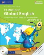 Cambridge Global English Stage 4 Learners Book ISBN: 9781107613638