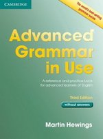 Advanced Grammar in Use (3rd Edition) without Answers ISBN: 9781107613782