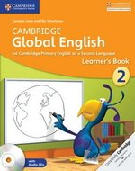 Cambridge Global English Stage 2 Learners Book ISBN: 9781107613805