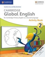 Cambridge Global English Stage 2 Activity Book ISBN: 9781107613812