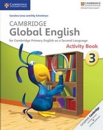 Cambridge Global English Stage 3 Activity Book ISBN: 9781107613836