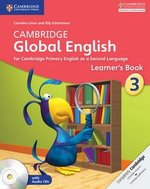 Cambridge Global English Stage 3 Learners Book ISBN: 9781107613843