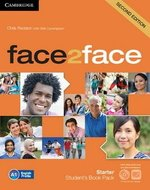 face2face (2nd Edition) Starter Student's Book with DVD-ROM & Online Workbook ISBN: 9781107622685