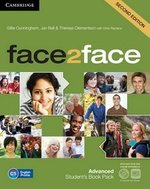 face2face (2nd Edition) Advanced Student's Book with DVD-ROM & Online Workbook ISBN: 9781107623071
