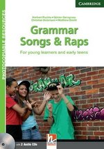 Grammar Songs & Raps with Audio CD