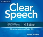 Clear Speech (4th Edition) Class and Assessment Audio CDs (4) ISBN: 9781107627437