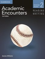 Academic Encounters (2nd Edition) 2: American Studies Two Book Set (R&W Student's Book & L&S Student's Book with DVD & Writing Skills Interactive) ISBN: 9781316641293