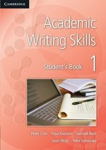 Academic Writing Skills 1 Student's Book ISBN: 9781107636224