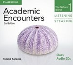Academic Encounters (2nd Edition) 1: The Natural World Listening and Speaking Class Audio CDs (2) ISBN: 9781107638259