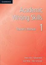 Academic Writing Skills 1 Teacher's Book ISBN: 9781107642935