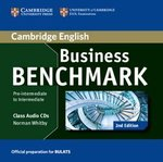 Business Benchmark (2nd Edition) Pre-Intermediate to Intermediate BULATS Class Audio CDs (2) ISBN: 9781107644816