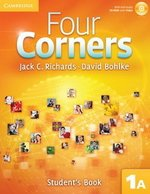 Four Corners 1 (Split Edition) Student's Book A with Self-Study CD-ROM & Online Workbook A ISBN: 9781107645172