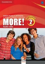 More! (2nd Edition) 2 Audio CDs (3) ISBN: 9781107649873