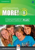 More! (2nd Edition) 1 Interactive Classroom DVD-ROM ISBN: 9781107652057
