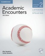 Academic Encounters (2nd Edition) 2: American Studies Listening and Speaking Student's Book with DVD ISBN: 9781107655164